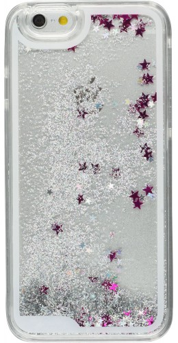 Coque Samsung Galaxy S7 edge - Water Stars argent