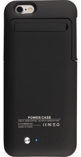 Coque iPhone 5c - Power Case Batterie externe