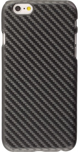 Coque iPhone 5c - Carbon