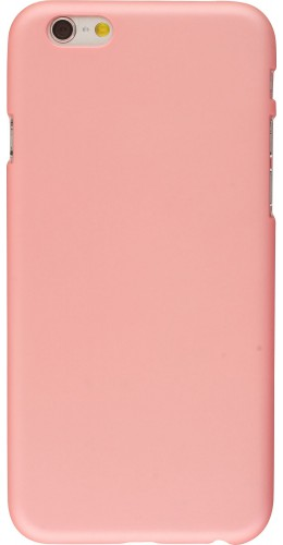 Coque Samsung Galaxy S6 edge - Plastic Mat rose