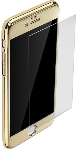 Coque iPhone X / Xs - 360° Full Body Mirror or