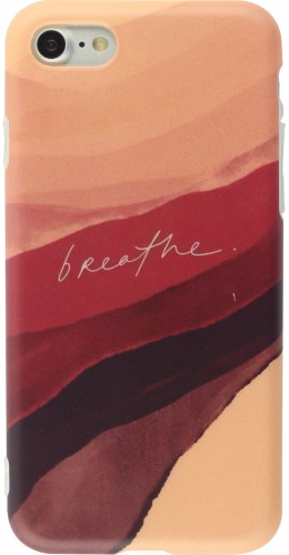 Coque iPhone 7 / 8 / SE (2020) - Abstract Art breathe