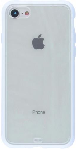 Coque iPhone 7 / 8 / SE (2020) - Bumper Blur blanc