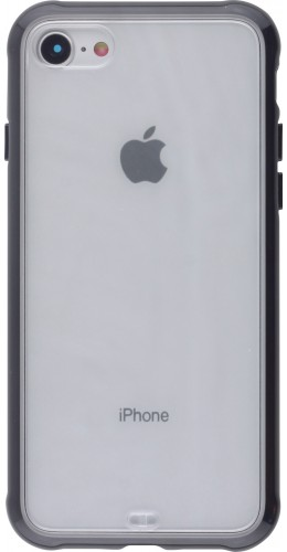 Coque iPhone 7 / 8 / SE (2020) - Bumper Blur noir