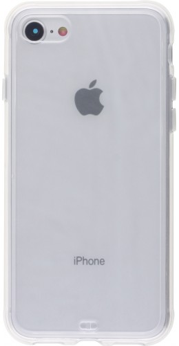 Coque iPhone 6/6s - Bumper Blur transparent