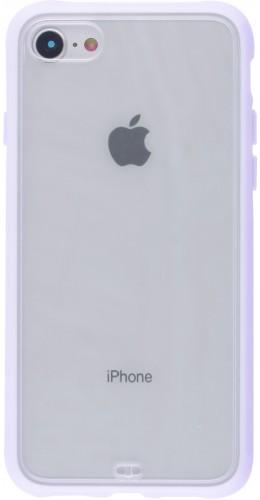 Coque iPhone 6/6s - Bumper Blur violet