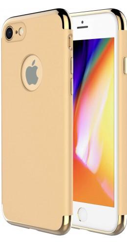 Coque iPhone 7 Plus / 8 Plus - Frame gold or