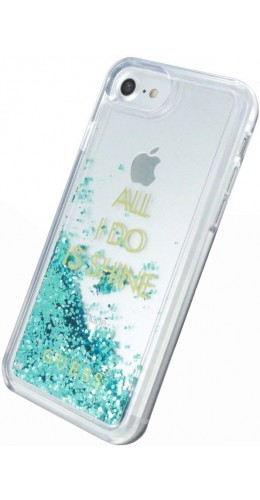 Coque iPhone 6 / 7 / 8 / SE (2020) - Guess All I do is Shine