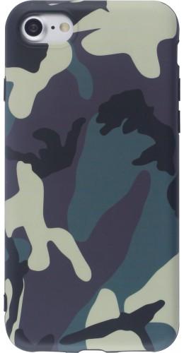 Coque iPhone 7 / 8 / SE (2020) - Silicone Military