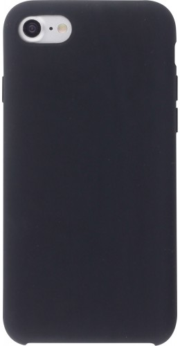 Coque iPhone 6/6s - Soft Touch noir