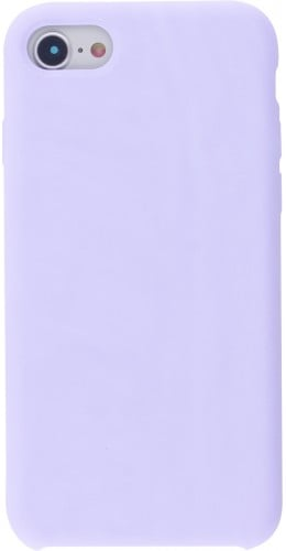 Coque iPhone 6/6s - Soft Touch violet
