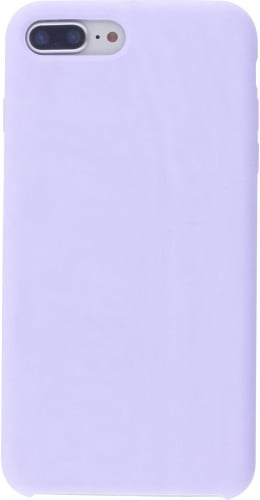 Coque iPhone 7 Plus / 8 Plus - Soft Touch violet