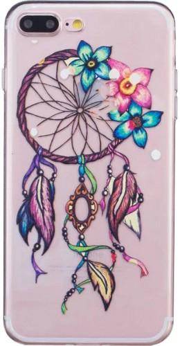 Coque iPhone 7 Plus / 8 Plus - Transparent Dreamcatcher