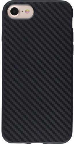 Coque iPhone XR - TPU Carbon