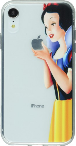 Coque iPhone XR - Blanche neige