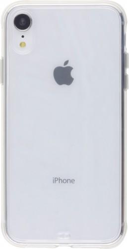 Coque iPhone XR - Bumper Blur transparent
