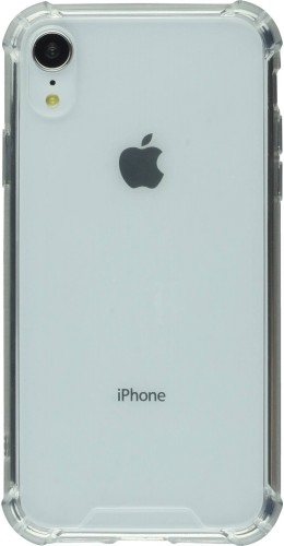 Coque iPhone XR - Bumper Glass transparent