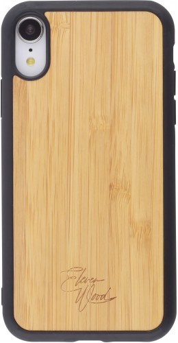 Coque iPhone XR - Eleven Wood Bamboo