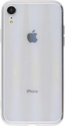 Coque iPhone XR - UV Clear