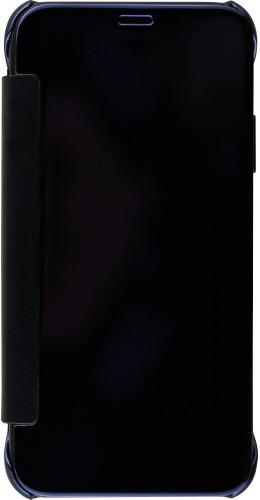 Fourre iPhone X - Clear View Cover bleu foncé