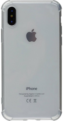 Coque iPhone X / Xs - Gel transparent bumper