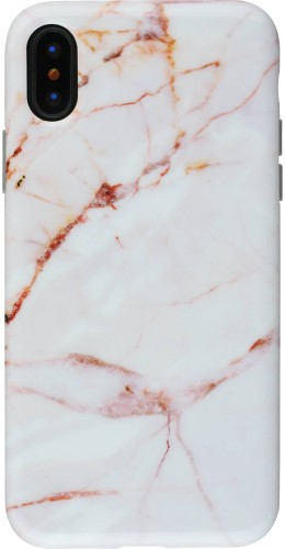 Coque iPhone X / Xs - Marble B