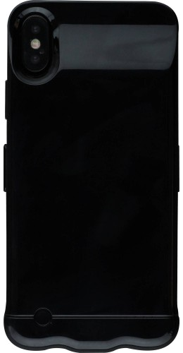 Coque iPhone XR - Power Case batterie externe noir