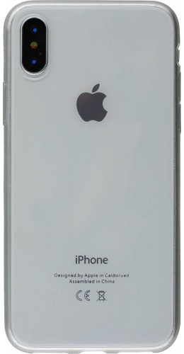 Coque iPhone X / Xs - Ultra-thin gel transparent