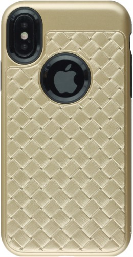 Coque iPhone X / Xs - Braided or