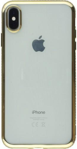 Coque iPhone Xs Max - Bumper Diamond or