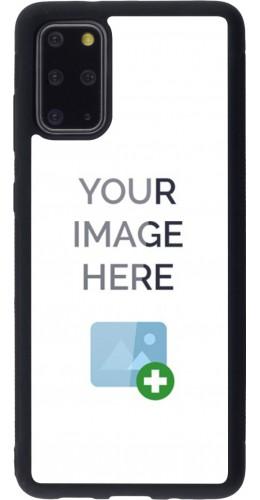 Coque personnalisée en Silicone rigide noir - Samsung Galaxy S20+
