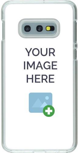 Coque personnalisée plastique transparent - Samsung Galaxy S10E