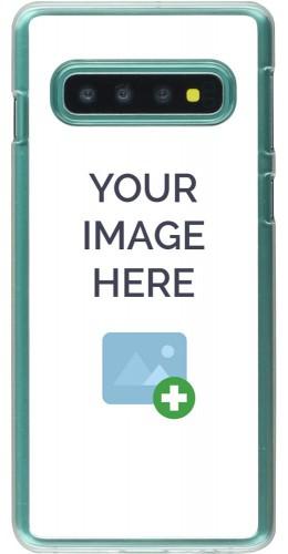 Coque personnalisée plastique transparent - Samsung Galaxy S10