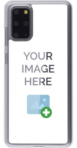Coque personnalisée plastique transparent - Samsung Galaxy S20+