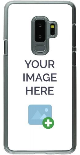 Coque personnalisée plastique transparent - Samsung Galaxy S9+