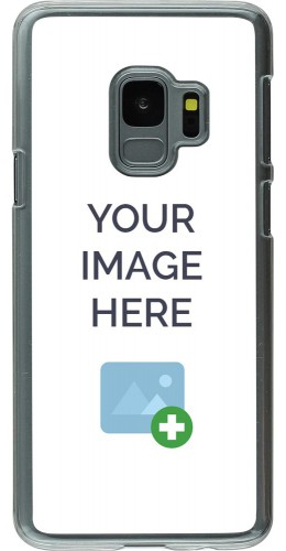 Coque personnalisée plastique transparent - Samsung Galaxy S9