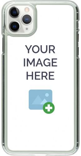 Coque personnalisée plastique transparent - iPhone 11 Max