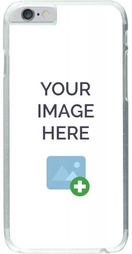 Coque personnalisée plastique transparent - iPhone 6/6s