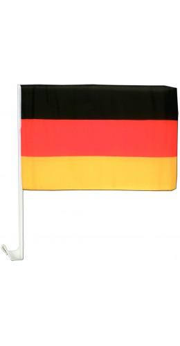 Drapeau Allemagne pour voiture 30 x 45 cm