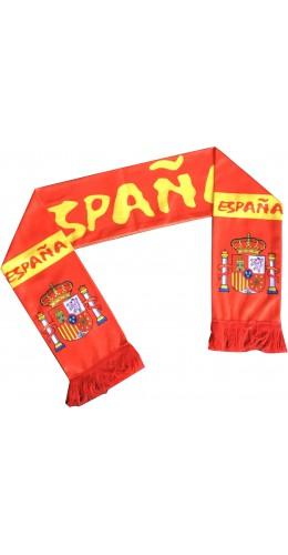 Echarpe Coupe du monde Espagne
