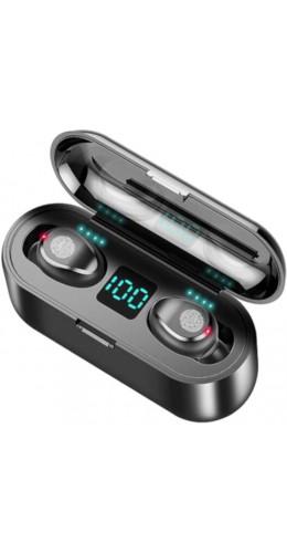 Ecouteurs sans-fil Bluetooth TWS F9