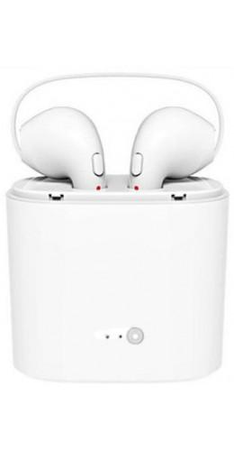 Ecouteurs sans fil i7S TWS blanc