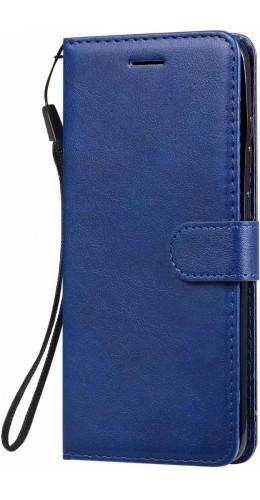 Fourre Samsung Galaxy A52 - Premium Flip - Bleu foncé