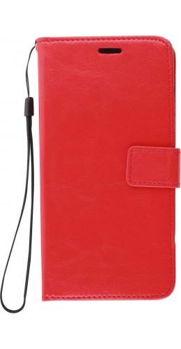 Fourre Samsung Galaxy S20 Ultra - Premium Flip rouge