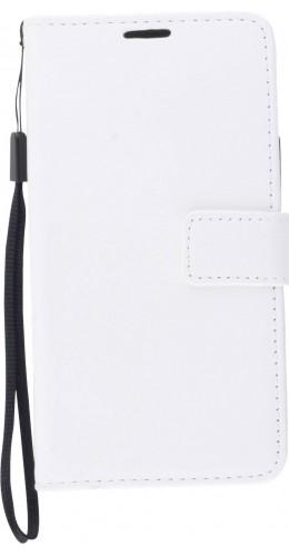 Fourre Samsung Galaxy S20 - Premium Flip blanc