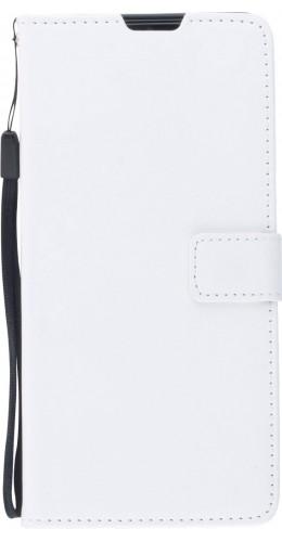 Fourre Samsung Galaxy S20 Ultra - Premium Flip blanc