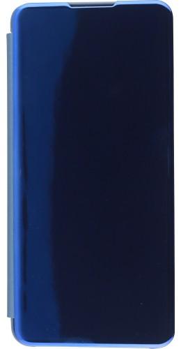 Fourre Samsung Galaxy S21+ 5G - Clear View Cover bleu clair