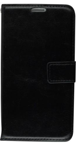 Fourre Samsung Galaxy S6 - Premium Flip noir