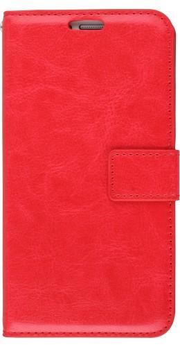 Fourre Samsung Galaxy S7 edge - Premium Flip rouge