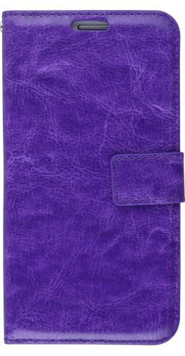 Fourre Samsung Galaxy S7 - Premium Flip violet